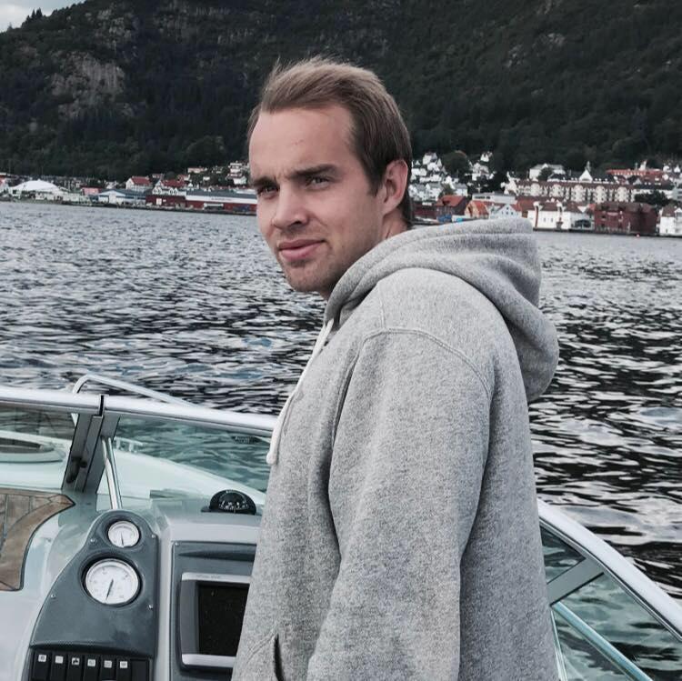 Fredrik, Bergen Stillas AS