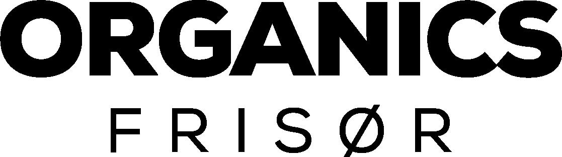 Organics+frisør+logo